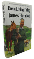 James Herriot EVERY LIVING THING  1st Edition 1st Printing