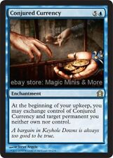 Return to Ravnica ~ CONJURED CURRENCY rare Magic the Gathering card