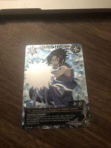 Naruto Cards TCG CCG Sasuke Uchiha PR 068 COMBINED SHIPPING