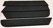 "SALE Husky Liner Quad Caps Bed Rail Protector 07-14 GMC Sierra & HD 5' 8"" Bed"