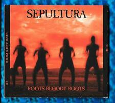 SEPULTURA ROOTS BLOODY ROOTS Maxi-Single CD(1996)RR 2320-5 Digipak Roadrunner EU