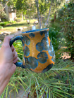 Large+Ceramic+Mug+Handmade+Crystalline+Glazed+Coffee+Cup