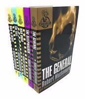 Cherub Series 2 Collection Robert Muchamore 5 Books Set Pack NEW