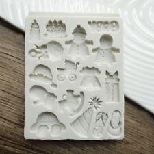 Silikon Baby Dusche Neugeborene Form Kuchen Schokolade Sugarcraft Backen Dekor