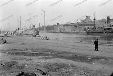 Riga-Latvija-Lettland-Livland-Vidzeme-1941-Frachter-WW2-Hafen-schiff--1