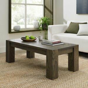 Constable / Sierra Fumed Oak Coffee Table