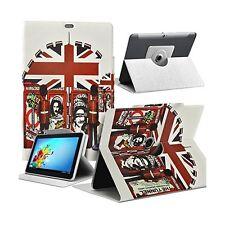 "Housse Etui Motif MV05 Universel S pour Tablette Huawei Mediapad X1 7"""