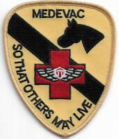 US Army Vietnam 1st Cavalry Division Medevav So that others may live Patch