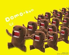 1PC 20CM JAPANESE DOMO KUN PLUSH DOLL SOFT BEAR KIDS CHILD STUFFED ANIMALS TOY