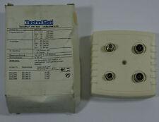 TechniSat Antennensteckdose Aufputz TechniPro PRV 500 000/3190 (1D)