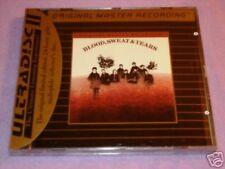 "BLOOD, SWEAT & TEARS ""Self Titled""MFSL GOLD CD SEALED !"