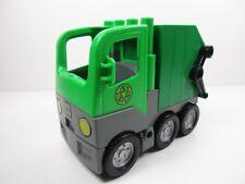 LEGO DUPLO 48125 51263 Camion Benne Garbage Truck set 4659 9211