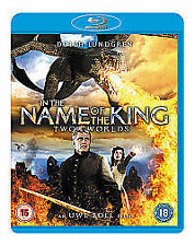 In The Name Of The King Two Worlds (Blu-ray, 2012)