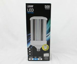 Feit 500-Watt Equivalent Corn Cob High Lumen HID Utility LED NEW C1000