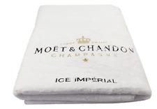 Moet & Chandon Champagne Ice Imperial White Bath Beach Towel 70.86 x 39.37 inch
