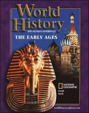 World History: The Human Experience The Early Ages, Student Edition, McGraw-Hill