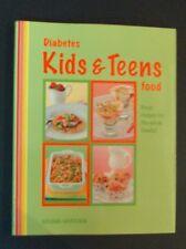 Melinda Morrison - Diabetes - Kids & Teens Food - pb 2008