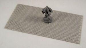 "HC3D -Building Bits- Brick Sheet 7""1/4x4"" Wargames Minitures Scenery 40k 28mm"