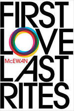 First Love, Last Rites by Ian McEwan (Paperback, 1998) B2Ap17