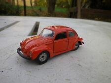 MEBETOYS VW 1303 COCCINELLE A88 1ere version de roue très bon état, pas de boite