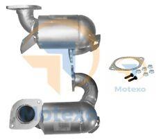 BM80309H Diesel Catalytic Converter RENAULT LAGUNA 2.2 DCi Mk.2 3/02-2/05 + KIT