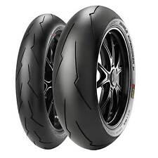 Pirelli Diablo Supercorsa SP V2 Tyres - 120/70/17 (58W) & 200/55/17 (78W)