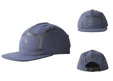 Adidas 5 Panel Gorra Ala Plana utiblue Sombrero Estilo De Béisbol costura soldada Tapas O/S Nueva