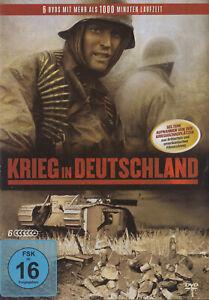 Krieg in Deutschland - 6 DVDs - Geschichte des Ersten und Zweiten Weltkrieges