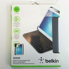 "Belkin QODE Slim Universal Keyboard Case for 10"" Tablets - Android & iOS"