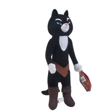 Puss in Boots Shrek Kitty Paws Plush Doll Baby Stuffed Toy Rare Gift 13 inches
