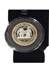 More details for frosted mares of diomedes 12 labours of hercules £2 coin 2020 with coa & pouch