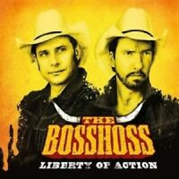"THE BOSSHOSS ""LIBERTY OF ACTION""  CD NEU"