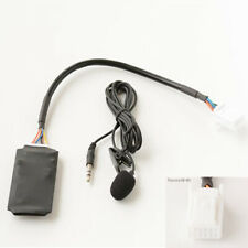 For Toyota RAV4 Bluetooth AUX Adapter Handsfree Disc Box Harness w/ Microphone