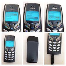 CELLULARE NOKIA 6510 BLU GSM SIM FREE DEBLOQUE UNLOCKED