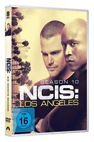 NCIS: Los Angeles - Die zehnte Season [6 DVDs/NEU/OVP] LL Cool J, Chris O'Donnel