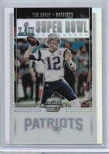 2017 Panini Contenders Optic Tom Brady Super Bowl Contenders #'ed 47/99