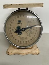 Vintage Jay Bee Baby Scale To 30 Pounds