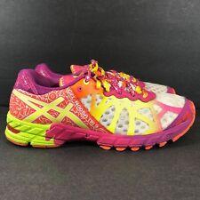 Asics Gel Noosa Tri 9 Triathlon Running Multicolor Sneakers Size 6.5