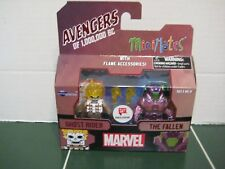 Marvel Minimates Ghost Rider and Fallen Exclusive Set Avengers of 1,000,000 BC