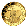 Elefant Elephant 2021 1/10 OZ Gold Or Somalia Somalie