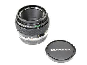 Olympus Auto-Macro Zuiko 50 mm F/3.5 Macro OM-System Lens