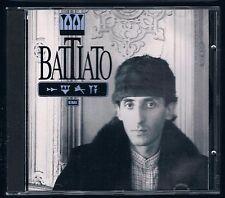 FRANCO BATTIATO OMONIMO SAME ST CD F.C. TIMBRO A SECCO