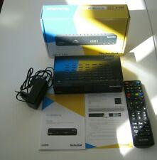 TechniSat HD-C 232 Schwarz Digital Kabel-Receiver,HD-Qualität