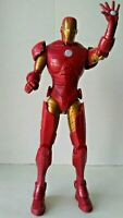 """Official Disney Store Marvel Iron Man Talking Action Figure Toy 14"""" Avengers"""