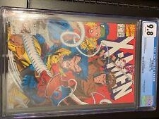 CGC 9.8 (Marvel) X-Men #4. 1st appearance of Omega Red🔥🔥🔥🔑🔑🔑 Jim Lee art