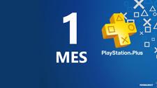 Psn Plus 1 Mes - Ps4 + Juegos Mensuales Gratis