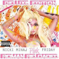 Nicki Minaj - Pink Friday...Roman Reloaded (Deluxe Edt.)   - CD NEU