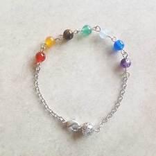 Bijou de protection bien-être bracelet pierres naturelles Reiki-chakras