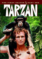 Tarzan (1966): The First Season Part 1 (Ron Ely) (4 Disc) DVD NEW