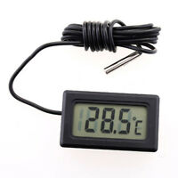 Thermometer digital LCD -50°+110°C Temperatur  Anzeige Termometer Hot Tool/.